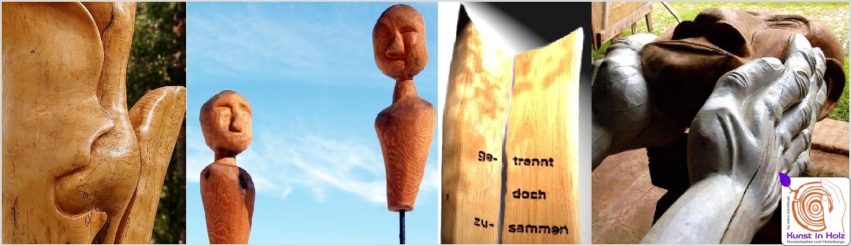 Holzkunst und Kunstobjekte by mario mannhaupt