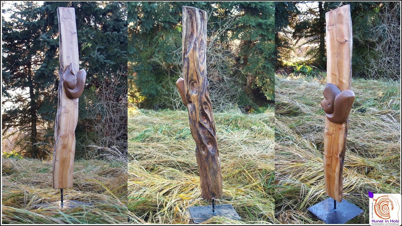 Indoor Skulptur von Mario Mannhaupt