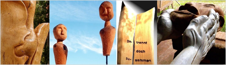 Outdoor - Kunst in Holz