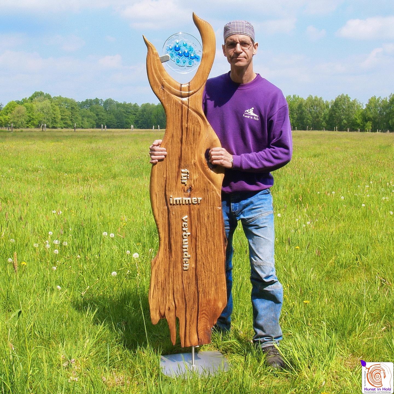 Die Kunst in Holz von Mario Mannhaupt erleben und verstehen!Kunst ...