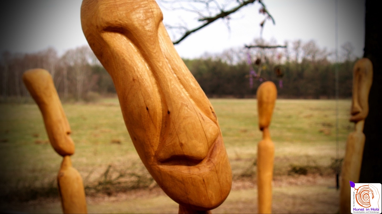 Gartenskulpturen by Kunst in Holz - Mario Mannhaupt