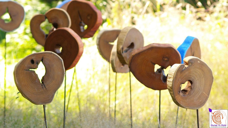 Holzobjekte - Kunst in Holz aus Luckenwalde
