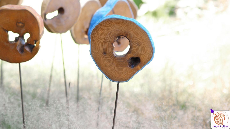 Flower - kreative Holzgestaltung