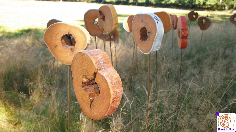 Holzkunst aus Hartholz