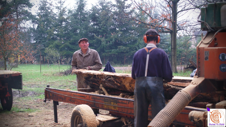 Hasenjagd - Holzbearbeitung