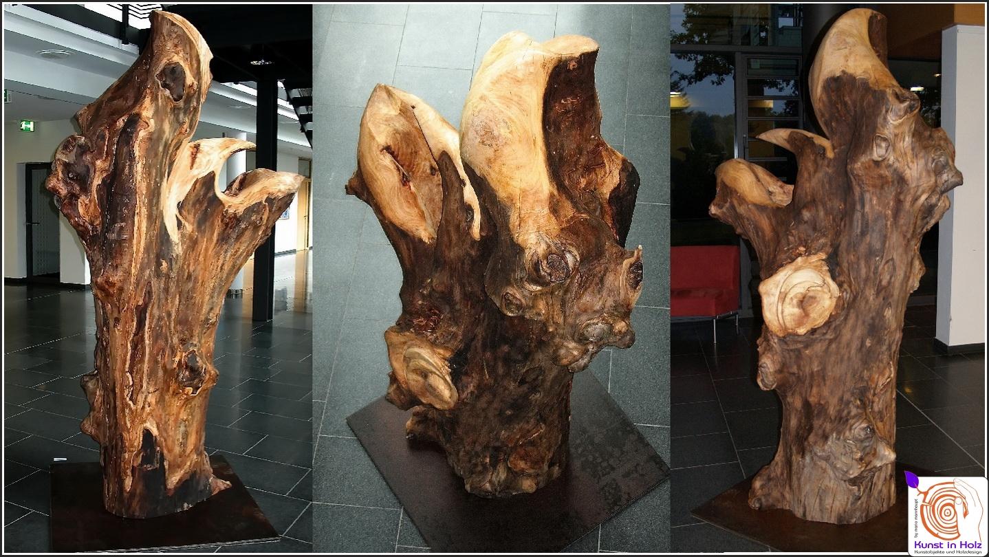 Bildhauersymposium - Holzkunst von Mario Mannhaupt