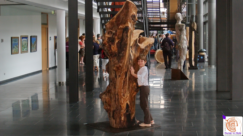 Bildhauersymposium mit Mario Mannhaupt