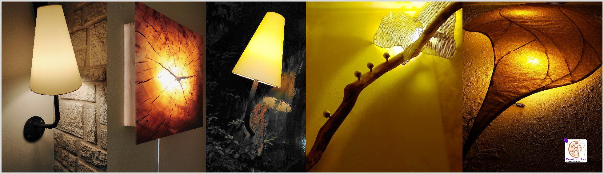 Wandlampe made by Mario Mannhaupt