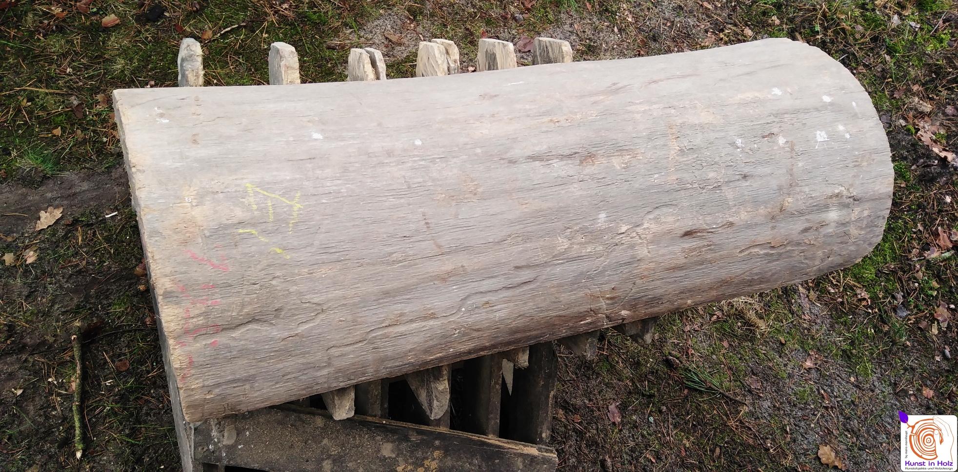 Material für Holzskulptur
