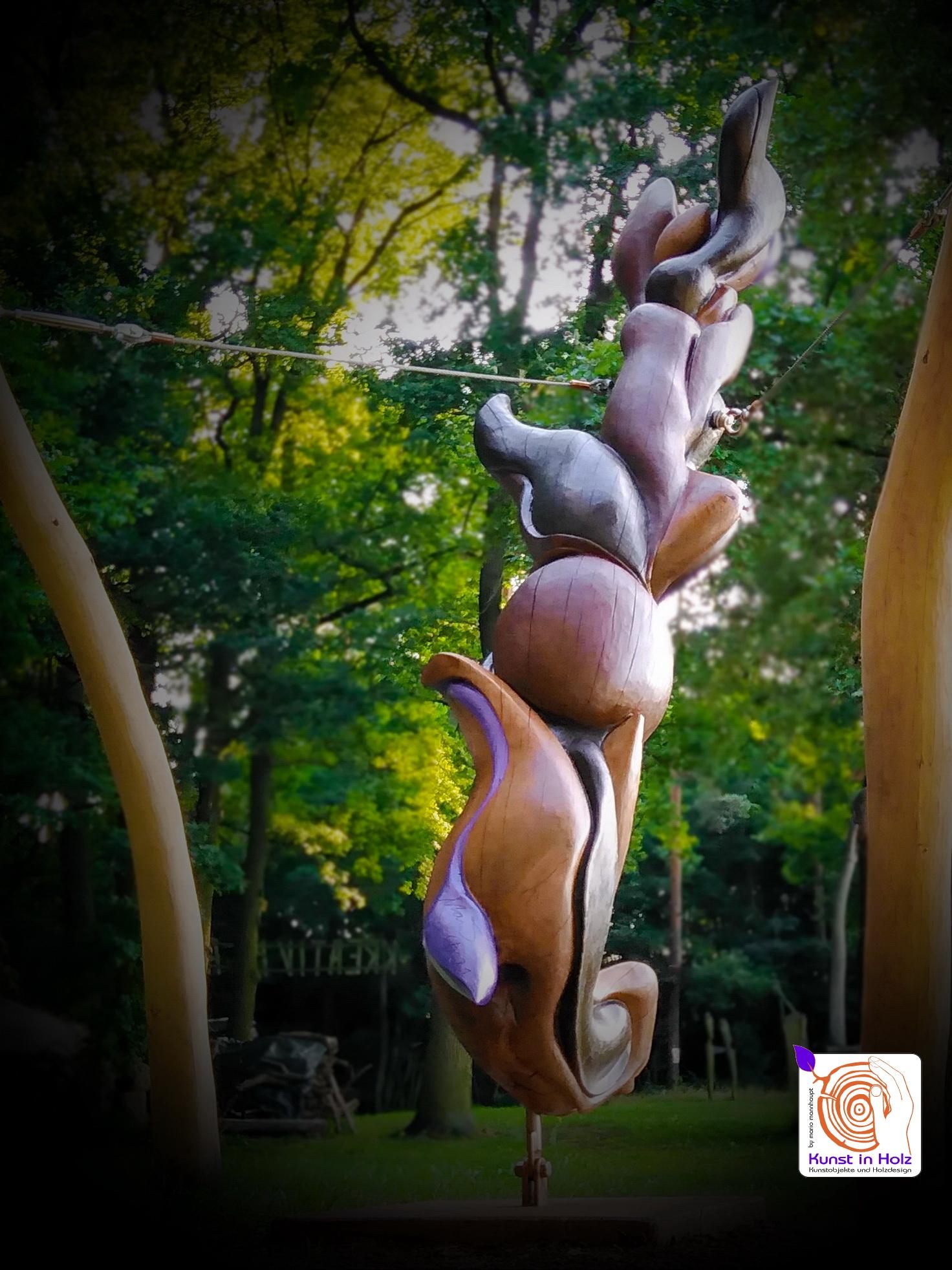 Kunstwerke aus Holz by Mario Mannhaupt
